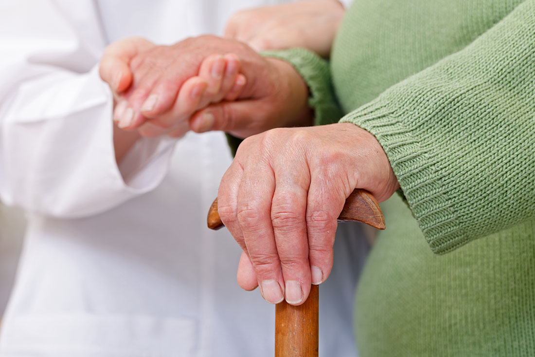 Read more about the article Caring for the aged